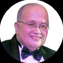 1st Vice Chairman - Atty. Dominador Buhain-circle