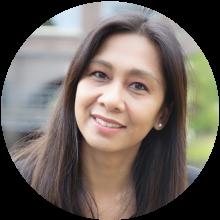 Chairman - Dr. Sonriza Rasco-circle