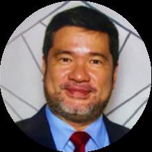 Secretary - Manuel Antonio Tianco-circle